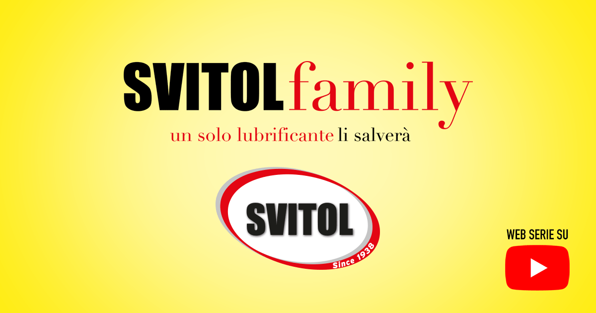 Svitol Family web serie su YouTube